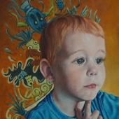 """Artist 16 - """"What's on Konner's mind?"""" • <a style=""""font-size:0.8em;"""" href=""""http://www.flickr.com/photos/87092804@N03/27932562229/"""" target=""""_blank"""">View on Flickr</a>"""