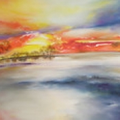 """Susan McCormick - Melting Sun • <a style=""""font-size:0.8em;"""" href=""""http://www.flickr.com/photos/87092804@N03/15952118563/"""" target=""""_blank"""">View on Flickr</a>"""