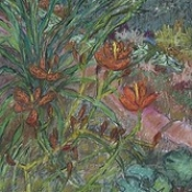 """Ethel Coder - Blackberry Lillies • <a style=""""font-size:0.8em;"""" href=""""http://www.flickr.com/photos/87092804@N03/16571194192/"""" target=""""_blank"""">View on Flickr</a>"""