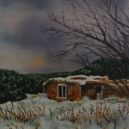 """Artist 28 Adobe Winter • <a style=""""font-size:0.8em;"""" href=""""http://www.flickr.com/photos/87092804@N03/16365707219/"""" target=""""_blank"""">View on Flickr</a>"""